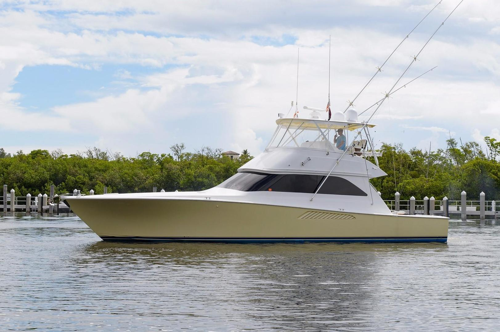 Viking-52 Convertible 2002-Double Eagle Boca Raton-Florida-United States-Double Eagle Profile-458757 | Thumbnail