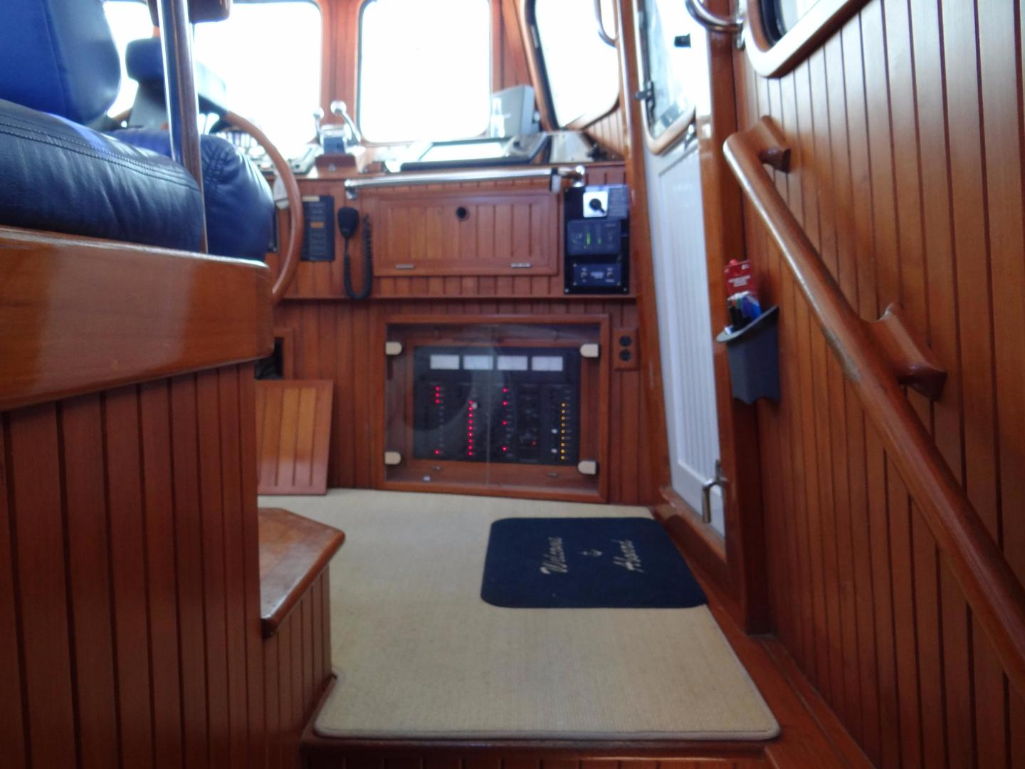 Used Hans Christian Independence 45 Trawler For Sale In