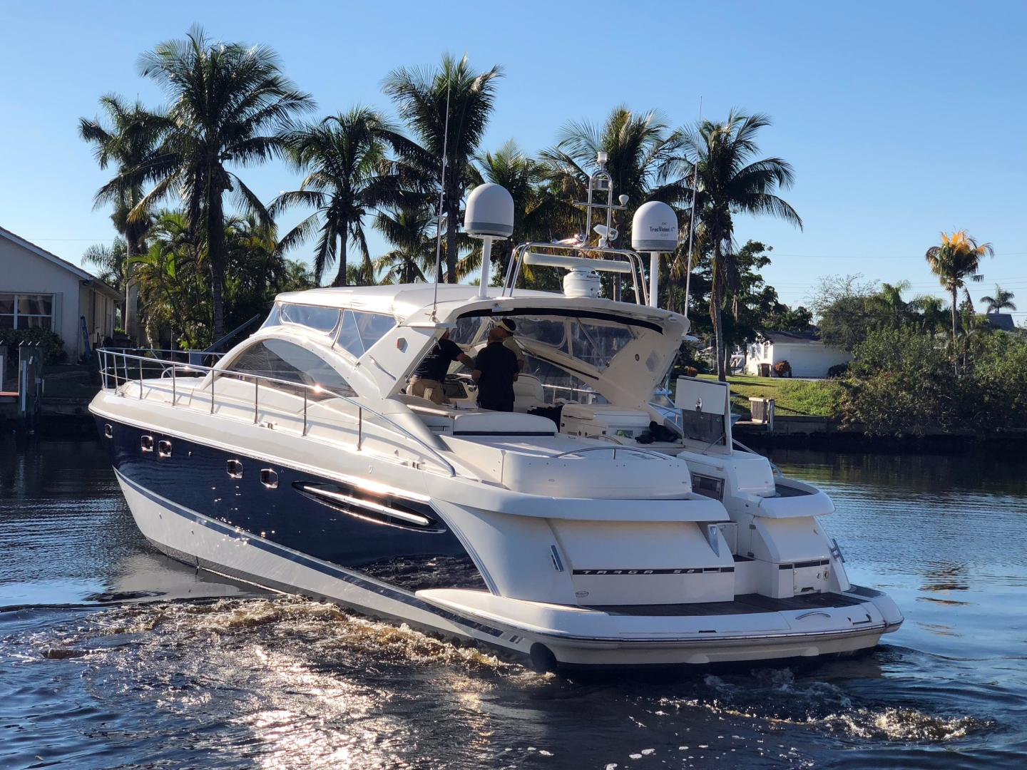 Picture Of: 52' Fairline Targa 52 GT 2005 Yacht For Sale | 2 of 84