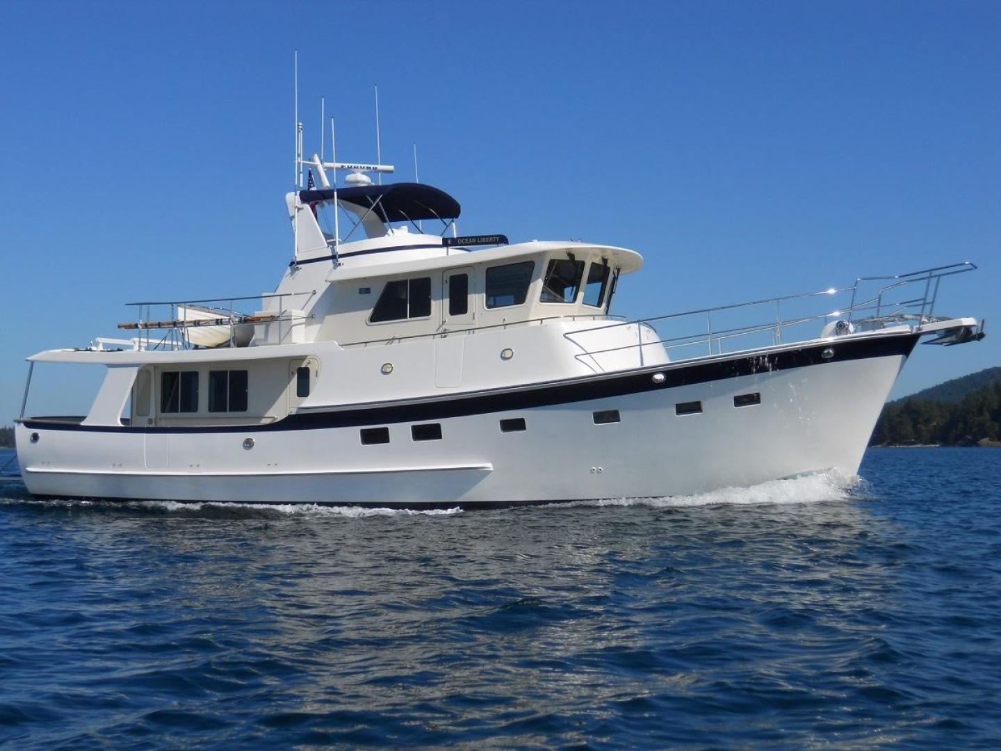 Picture Of: 52' Krogen 52 2012 Yacht For Sale | 1 of 49
