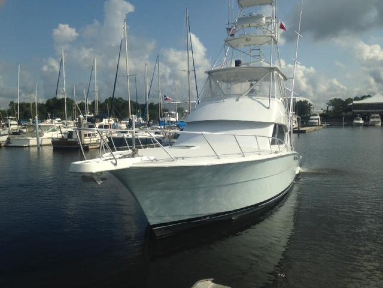 Hatteras-Convertible 2000-Everythings Rosie Orange Beach-Alabama-United States-552673 | Thumbnail