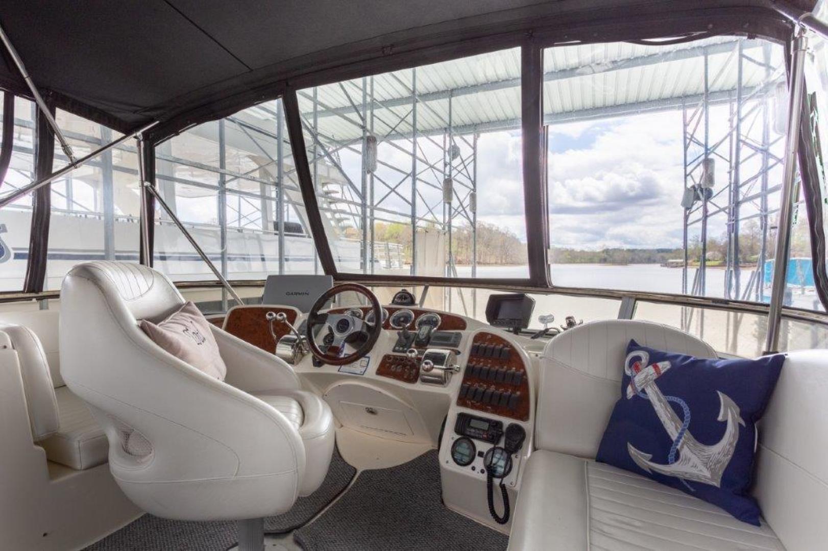 Meridian-459 Motoryacht 2004-Total Pleasure Chattanooga-Tennessee-United States-553075 | Thumbnail