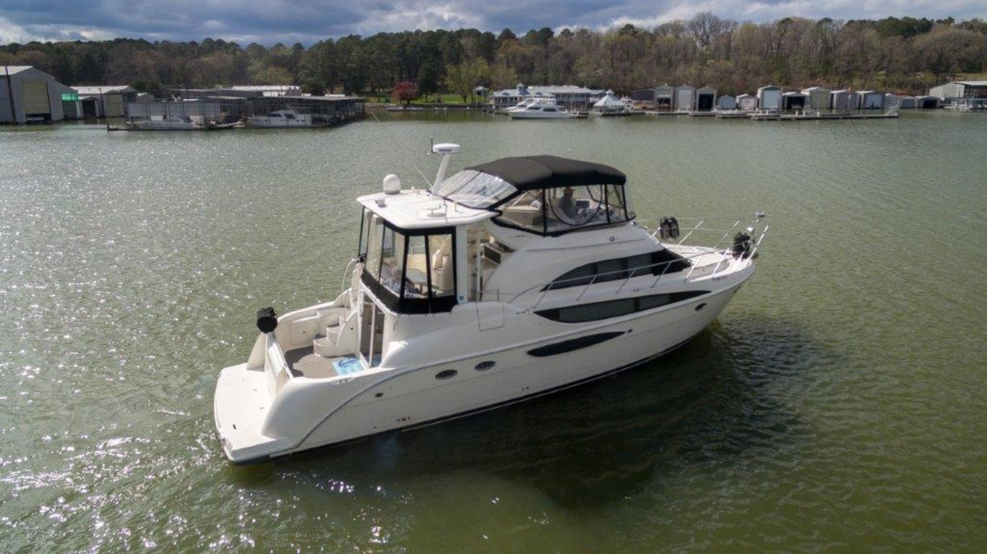 Meridian-459 Motoryacht 2004-Total Pleasure Chattanooga-Tennessee-United States-553060 | Thumbnail