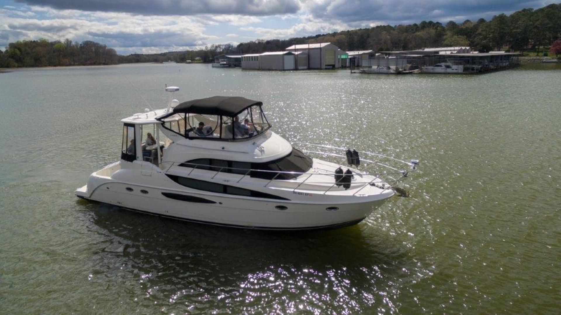 Meridian-459 Motoryacht 2004-Total Pleasure Chattanooga-Tennessee-United States-553061 | Thumbnail