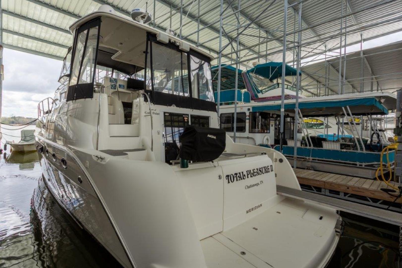 Meridian-459 Motoryacht 2004-Total Pleasure Chattanooga-Tennessee-United States-553063 | Thumbnail