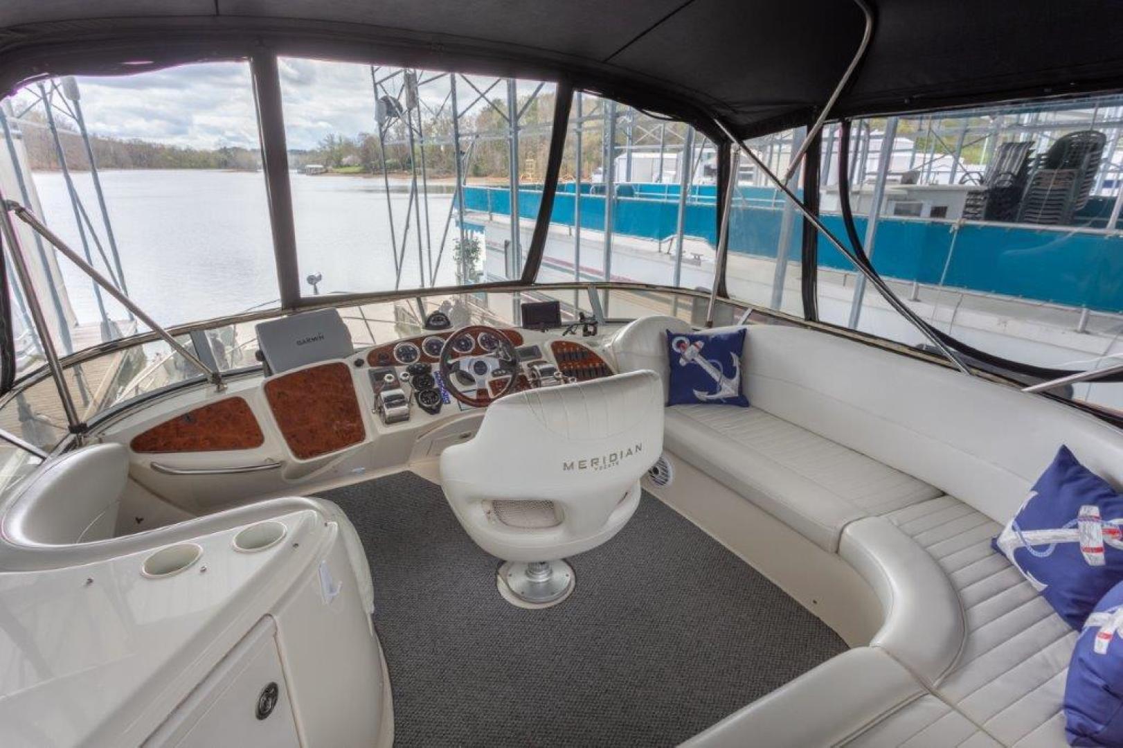 Meridian-459 Motoryacht 2004-Total Pleasure Chattanooga-Tennessee-United States-553073 | Thumbnail