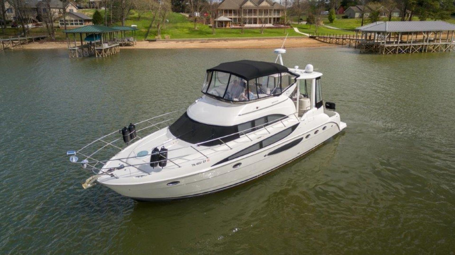Meridian-459 Motoryacht 2004-Total Pleasure Chattanooga-Tennessee-United States-553058 | Thumbnail