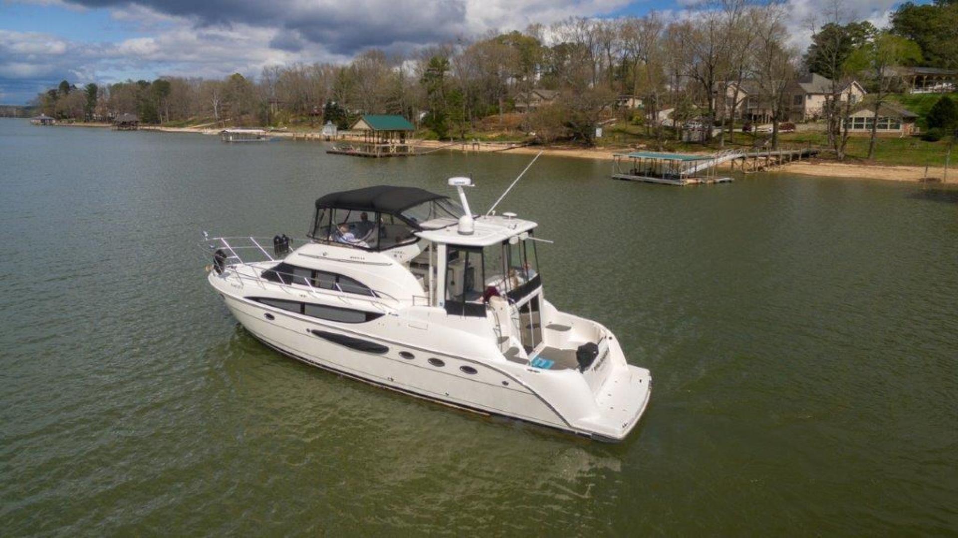 Meridian-459 Motoryacht 2004-Total Pleasure Chattanooga-Tennessee-United States-553062 | Thumbnail