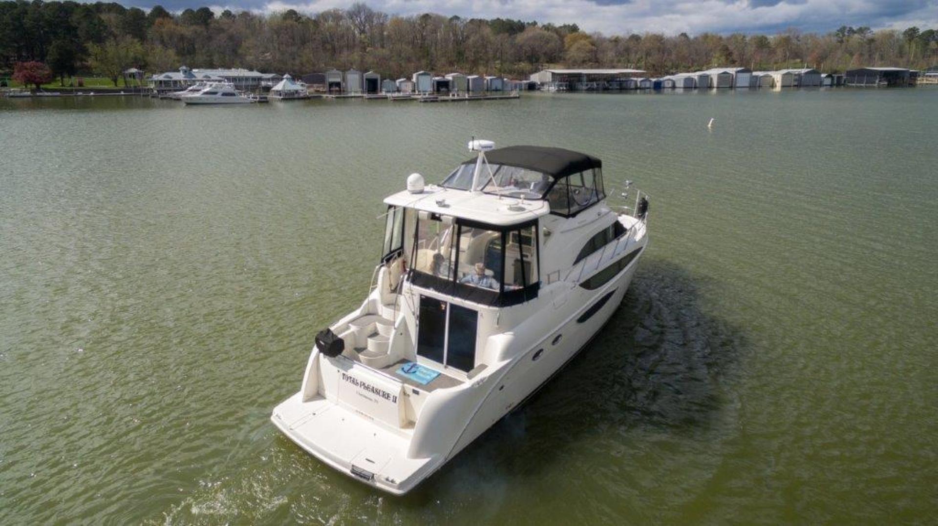 Meridian-459 Motoryacht 2004-Total Pleasure Chattanooga-Tennessee-United States-553059 | Thumbnail