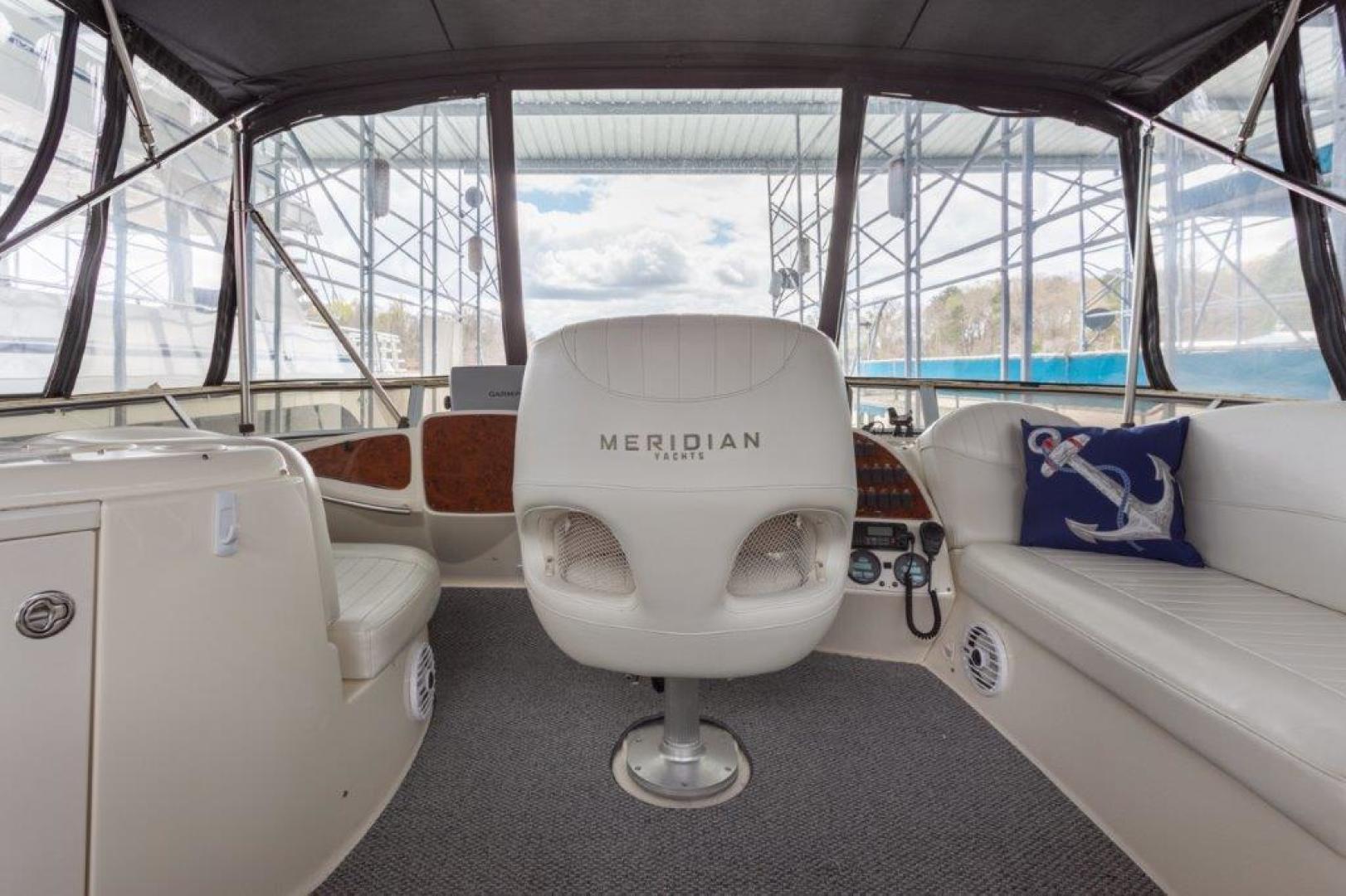 Meridian-459 Motoryacht 2004-Total Pleasure Chattanooga-Tennessee-United States-553074 | Thumbnail
