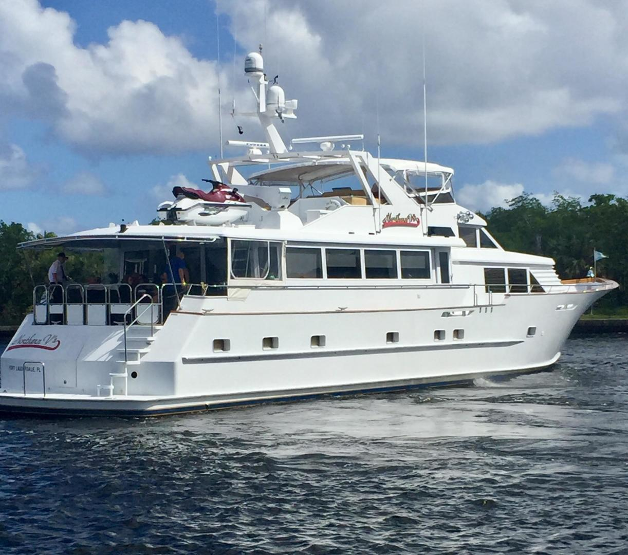 "1990 Broward 92' Motor Yacht ""Northern V's"""