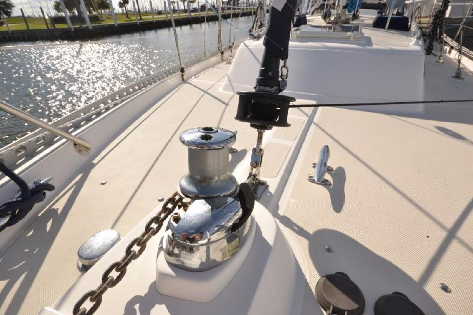 2004 Pacific Seacraft 40 Yacht For Sale Sodalis Si Yachts Cruisair Marine Ac Wiring Diagram Launch Gallery