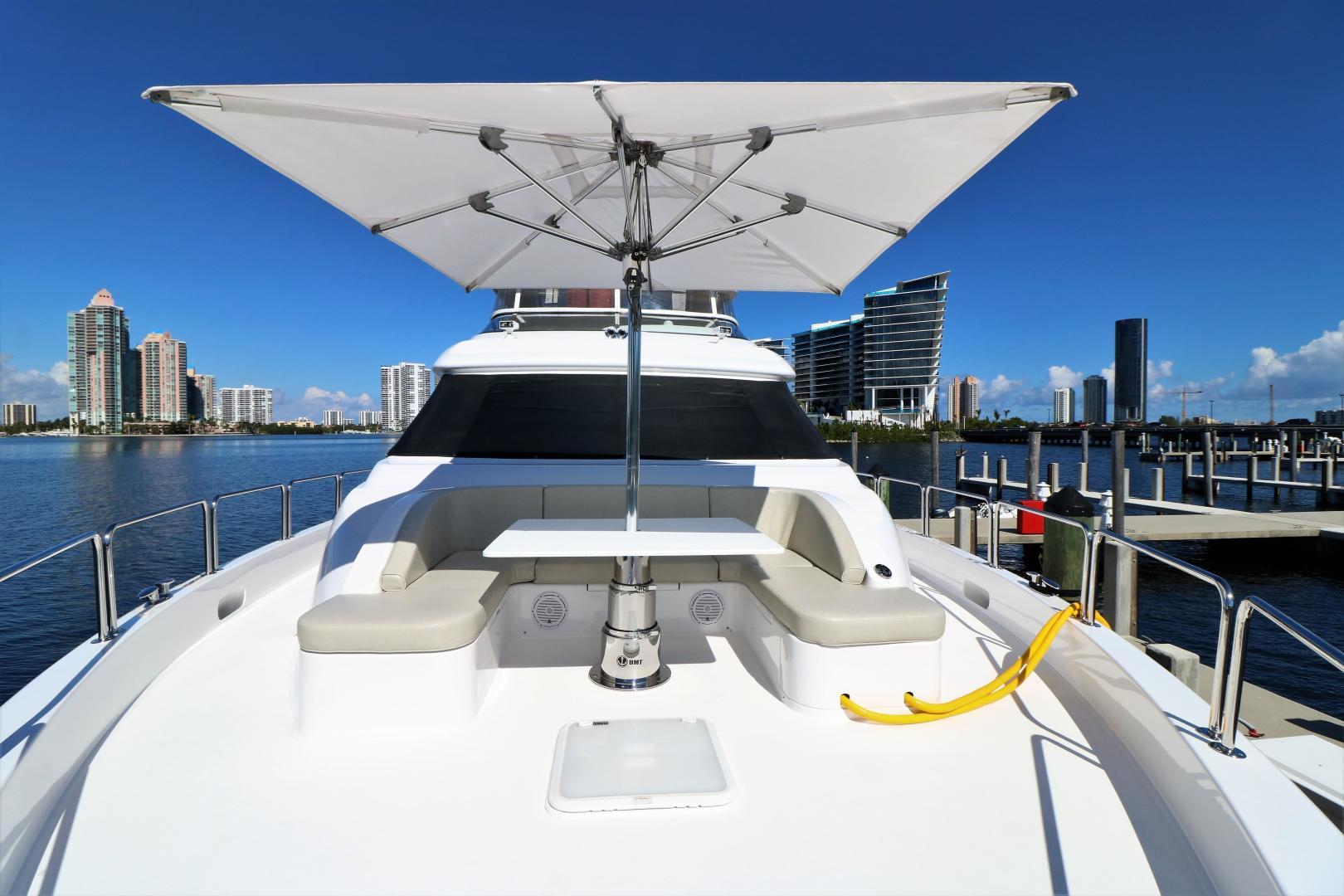 Hatteras-80 Motor Yacht 2015-Daddy Miami-Florida-United States-556277 | Thumbnail