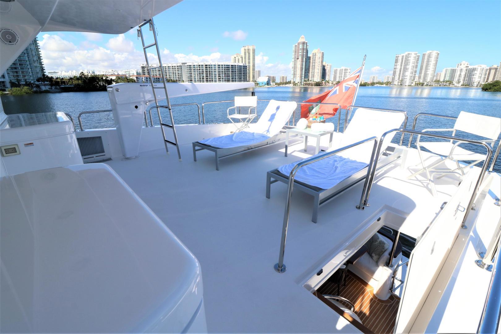 Hatteras-80 Motor Yacht 2015-Daddy Miami-Florida-United States-556275 | Thumbnail