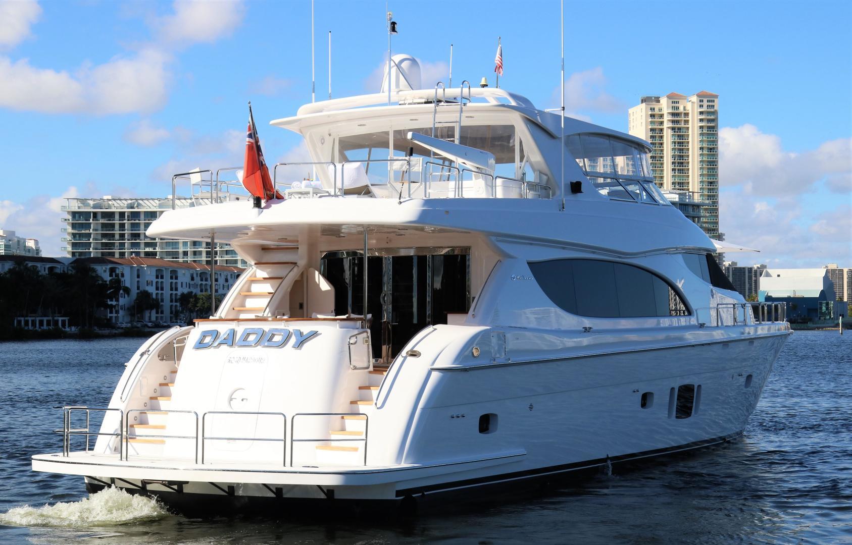 Hatteras-80 Motor Yacht 2015-Daddy Miami-Florida-United States-556323 | Thumbnail