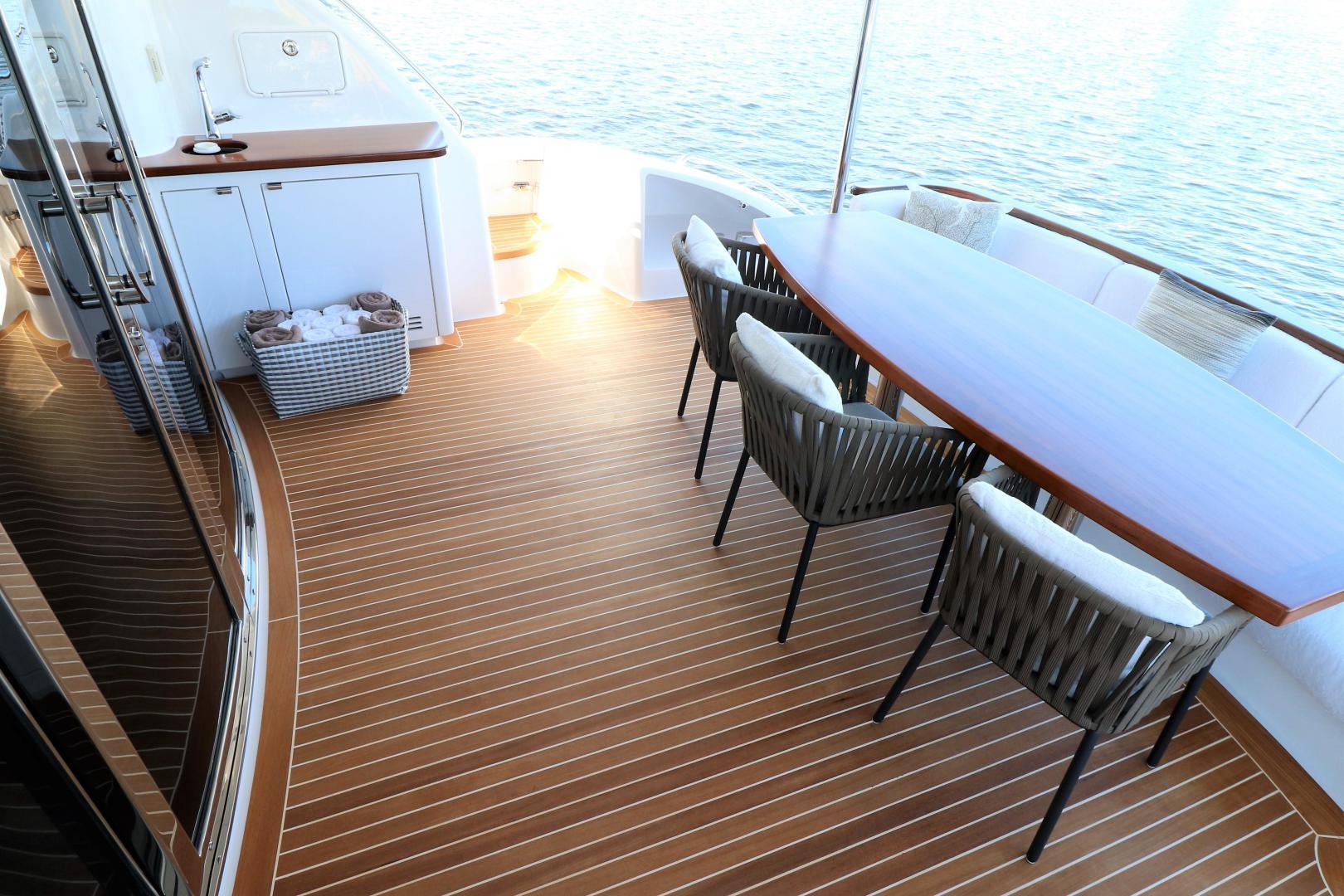 Hatteras-80 Motor Yacht 2015-Daddy Miami-Florida-United States-556313 | Thumbnail