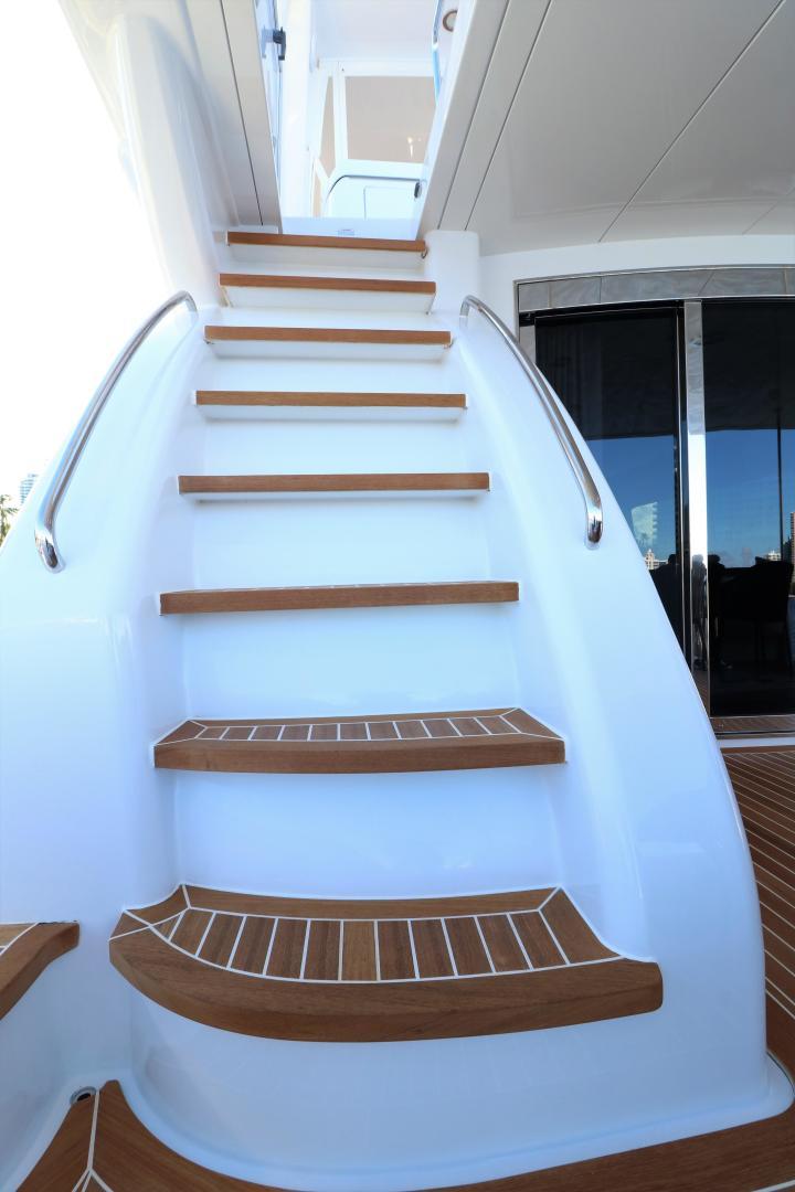 Hatteras-80 Motor Yacht 2015-Daddy Miami-Florida-United States-556315 | Thumbnail