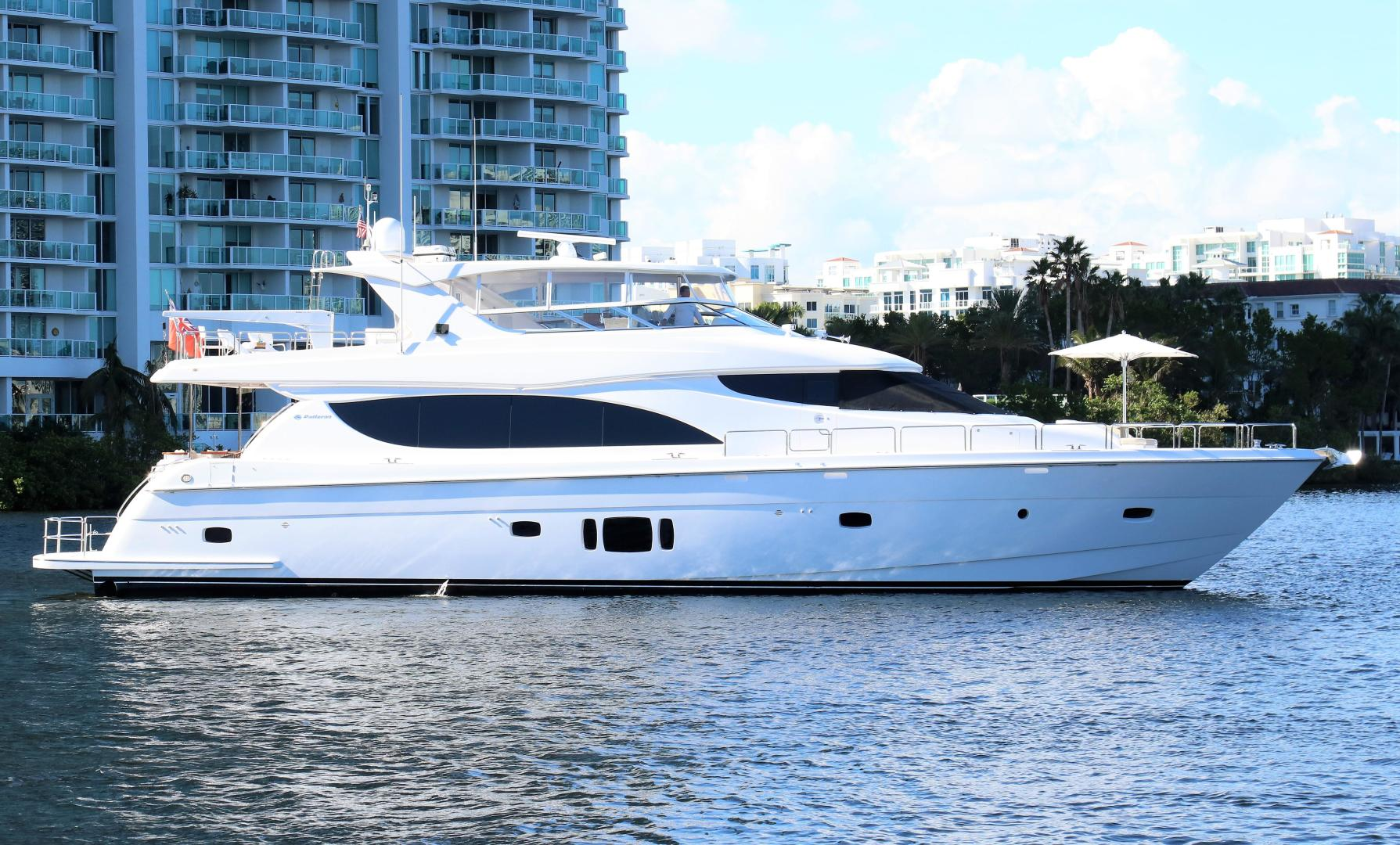 Hatteras-80 Motor Yacht 2015-Daddy Miami-Florida-United States-556317 | Thumbnail