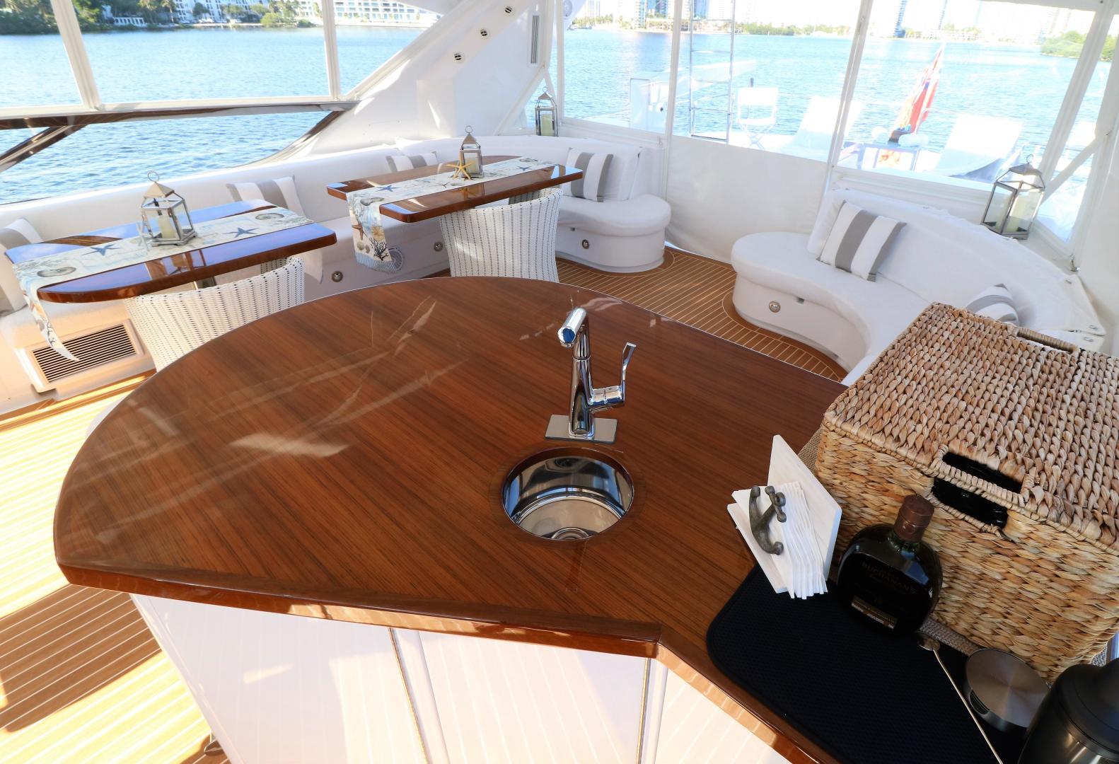 Hatteras-80 Motor Yacht 2015-Daddy Miami-Florida-United States-556302 | Thumbnail