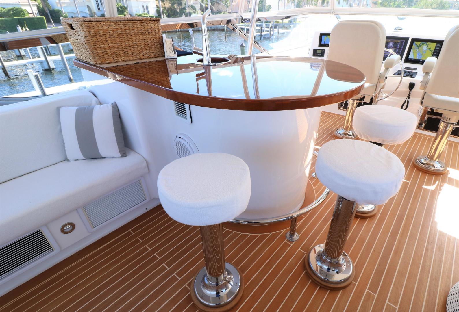 Hatteras-80 Motor Yacht 2015-Daddy Miami-Florida-United States-556300 | Thumbnail