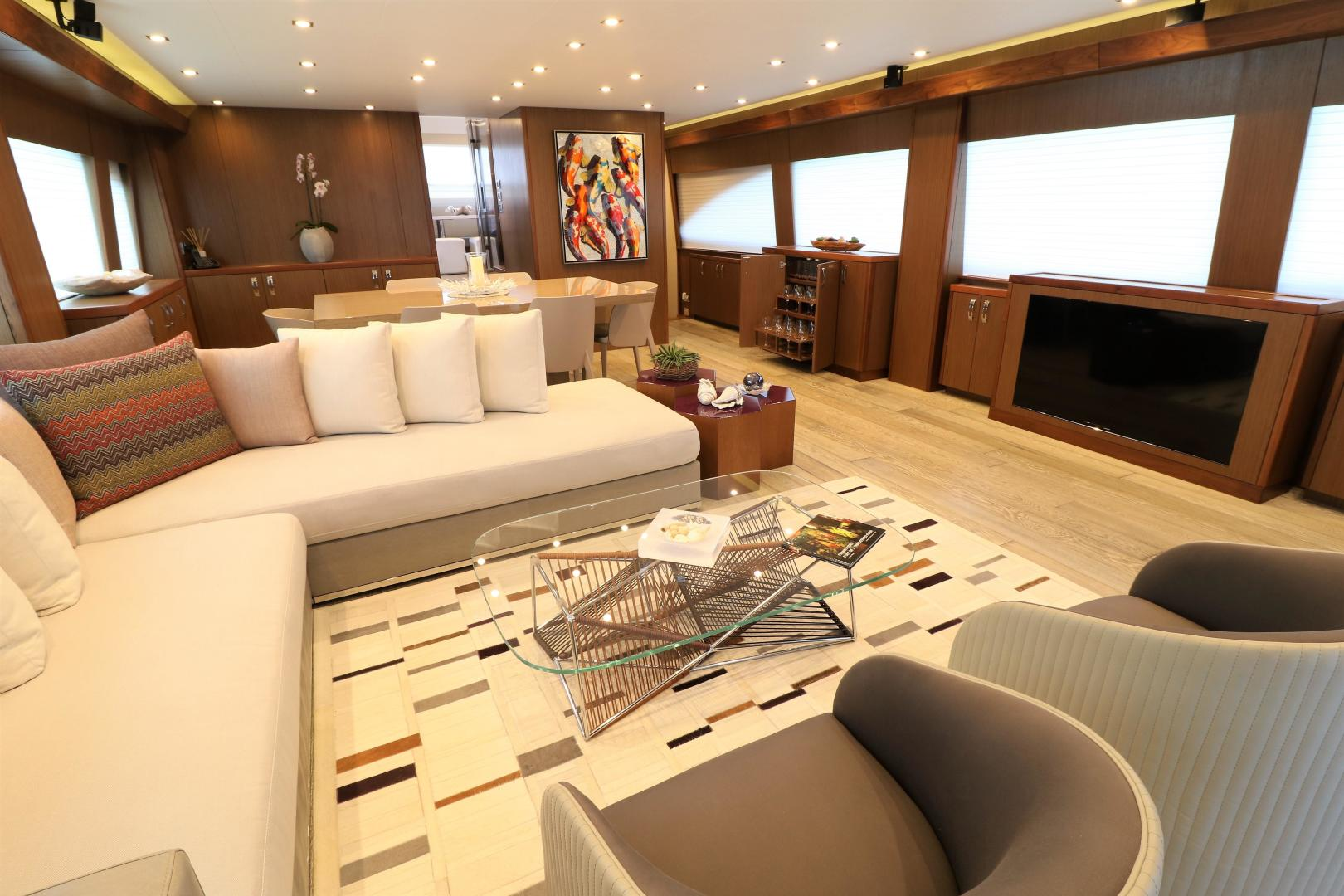 Hatteras-80 Motor Yacht 2015-Daddy Miami-Florida-United States-556225 | Thumbnail