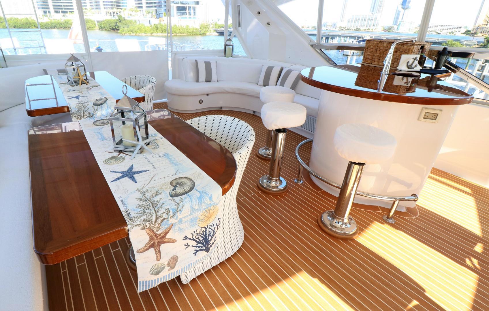 Hatteras-80 Motor Yacht 2015-Daddy Miami-Florida-United States-556298 | Thumbnail