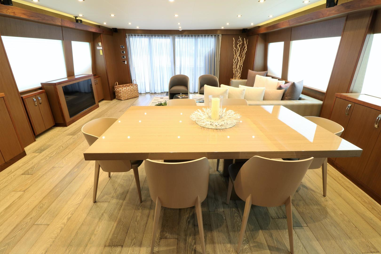 Hatteras-80 Motor Yacht 2015-Daddy Miami-Florida-United States-556220 | Thumbnail