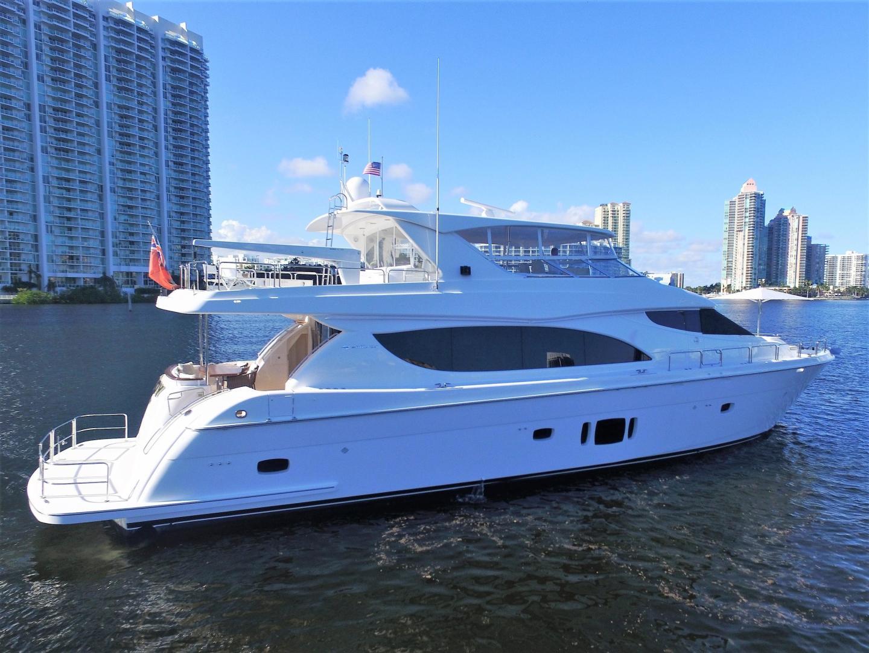 Hatteras-80 Motor Yacht 2015-Daddy Miami-Florida-United States-556215 | Thumbnail