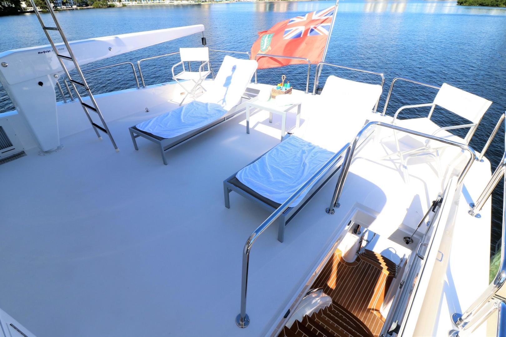 Hatteras-80 Motor Yacht 2015-Daddy Miami-Florida-United States-556274 | Thumbnail