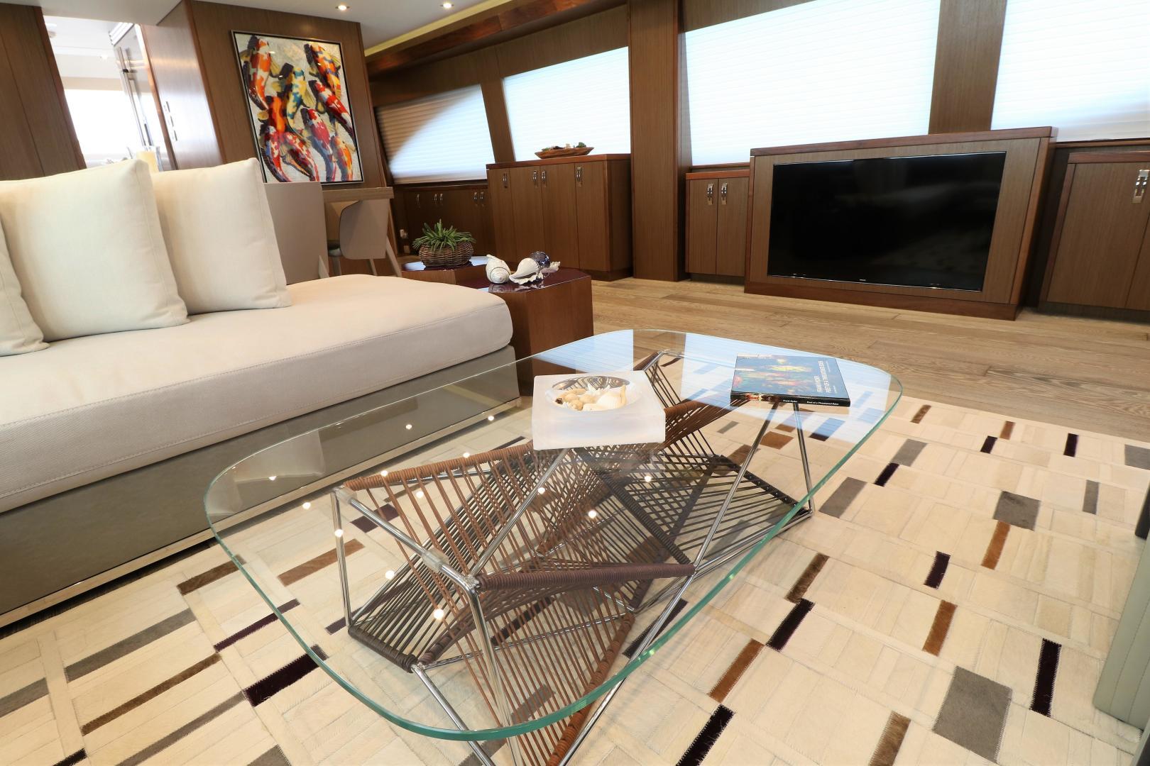Hatteras-80 Motor Yacht 2015-Daddy Miami-Florida-United States-556325 | Thumbnail