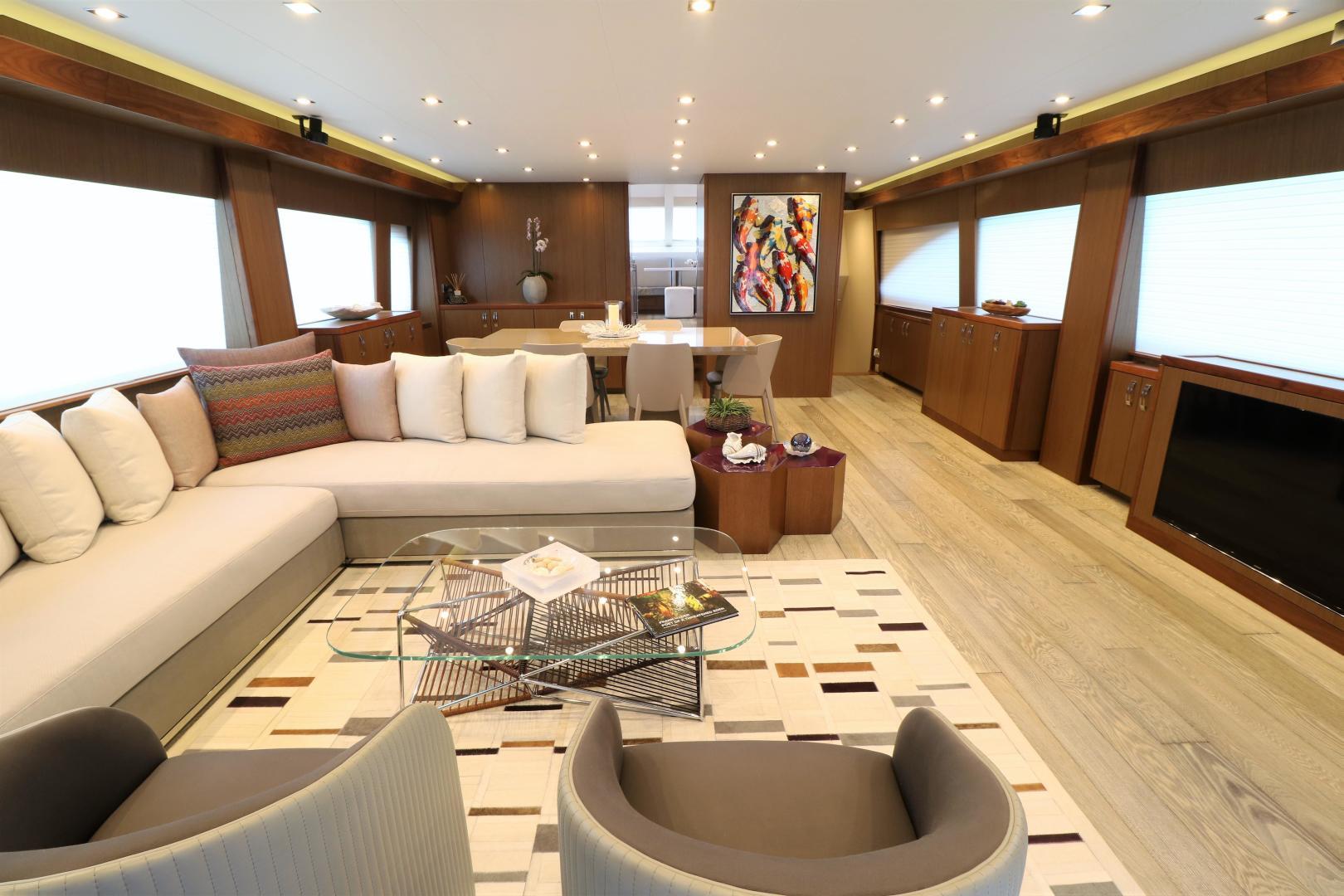 Hatteras-80 Motor Yacht 2015-Daddy Miami-Florida-United States-556226 | Thumbnail