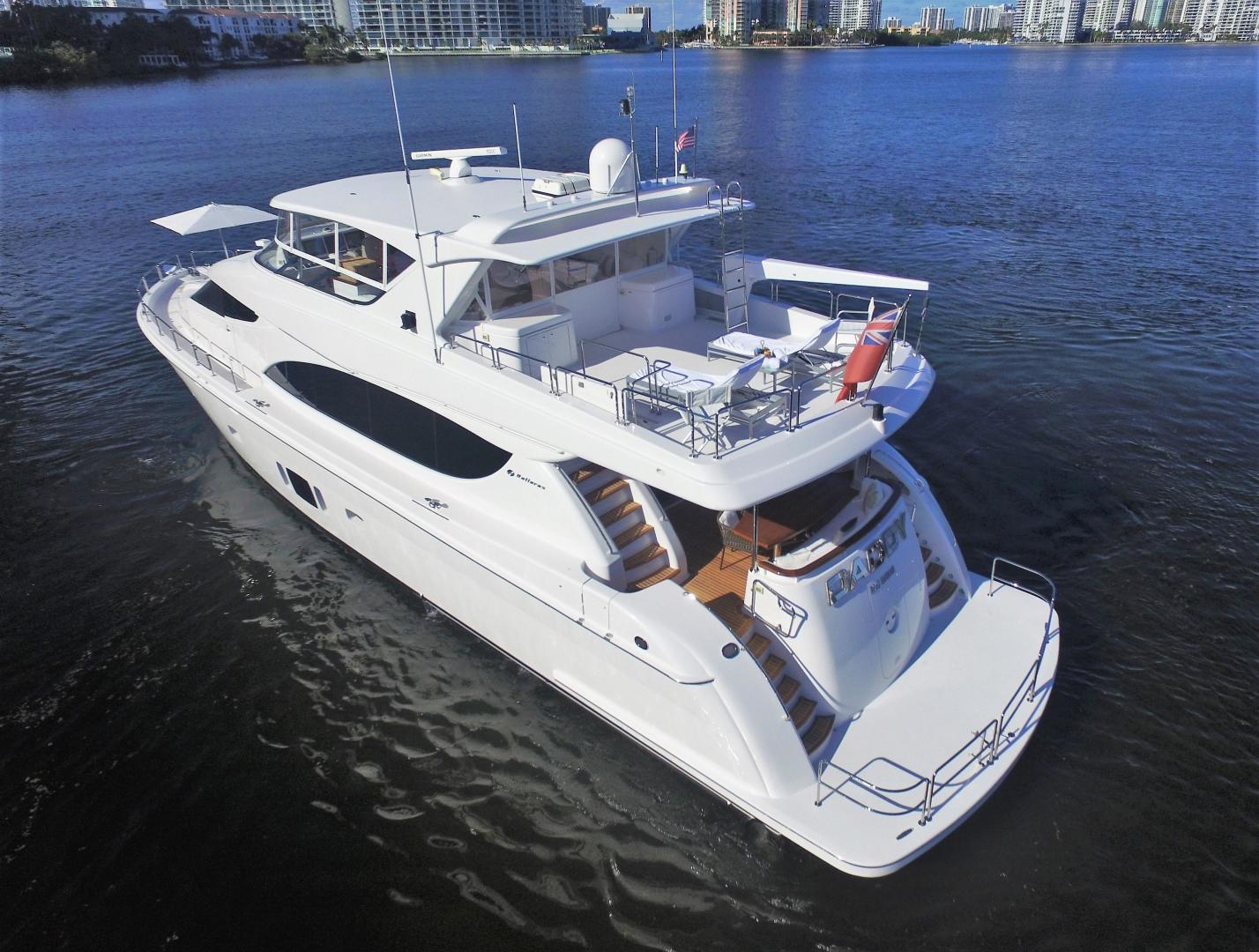Hatteras-80 Motor Yacht 2015-Daddy Miami-Florida-United States-556218 | Thumbnail