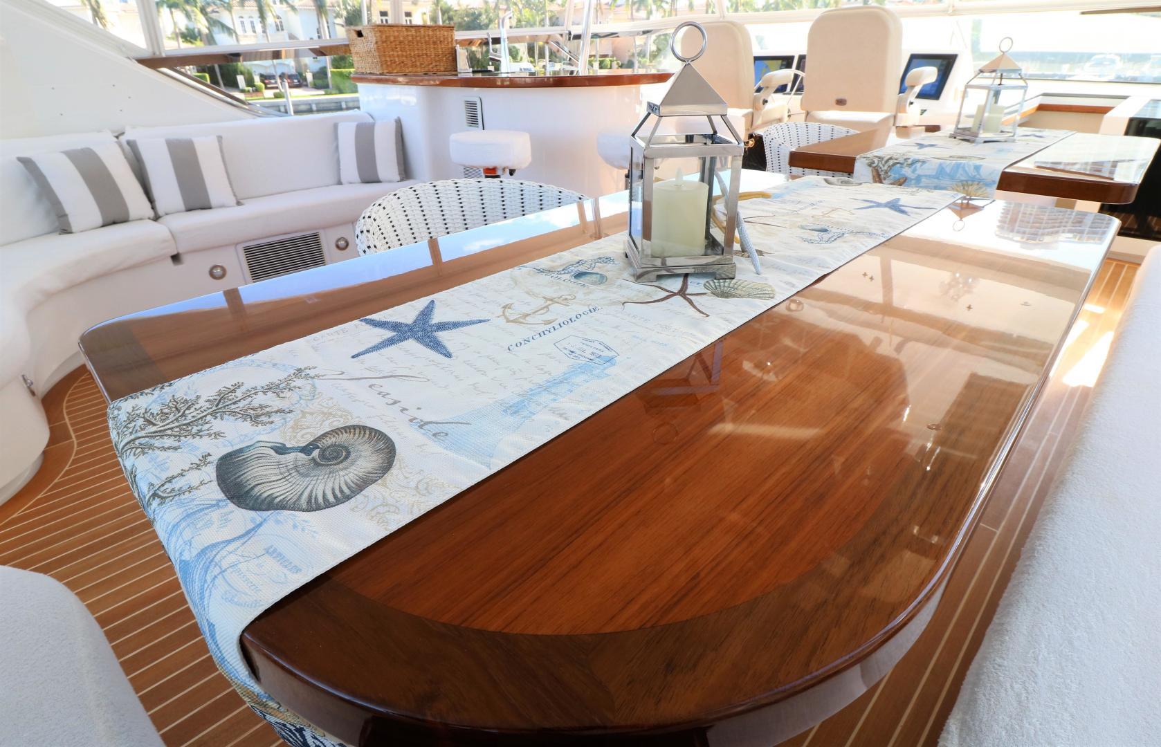 Hatteras-80 Motor Yacht 2015-Daddy Miami-Florida-United States-556309 | Thumbnail