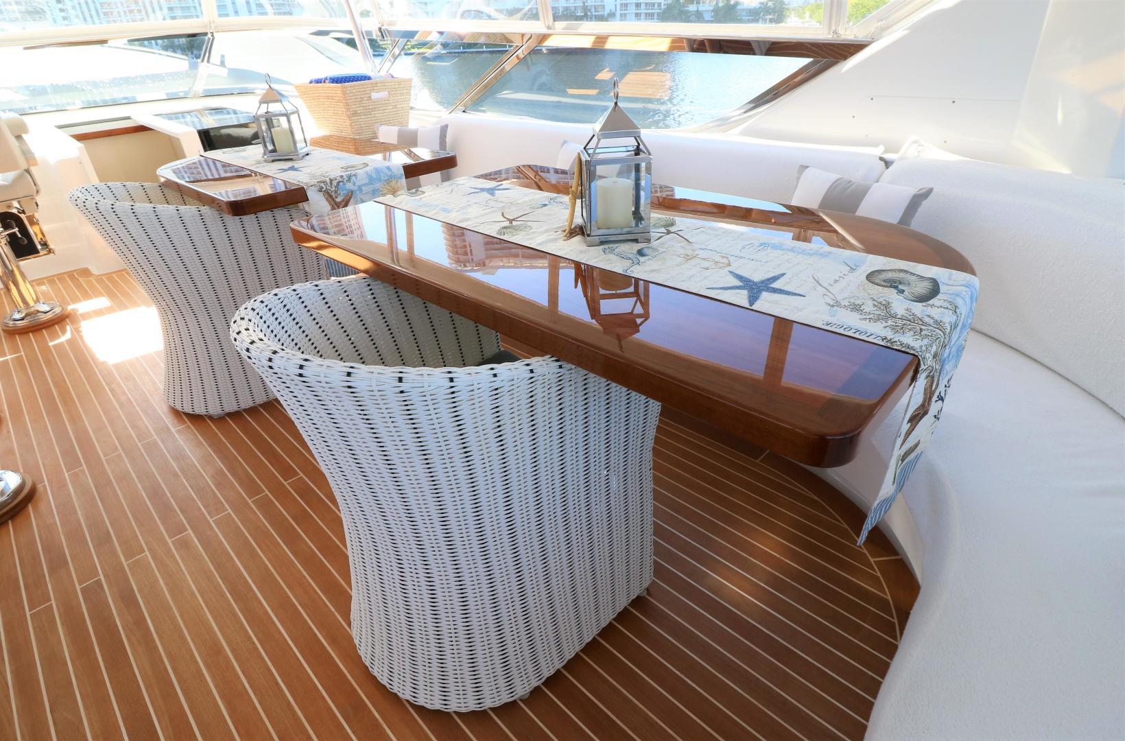 Hatteras-80 Motor Yacht 2015-Daddy Miami-Florida-United States-556296 | Thumbnail