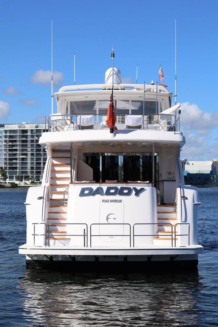 Hatteras-80 Motor Yacht 2015-Daddy Miami-Florida-United States-556322 | Thumbnail
