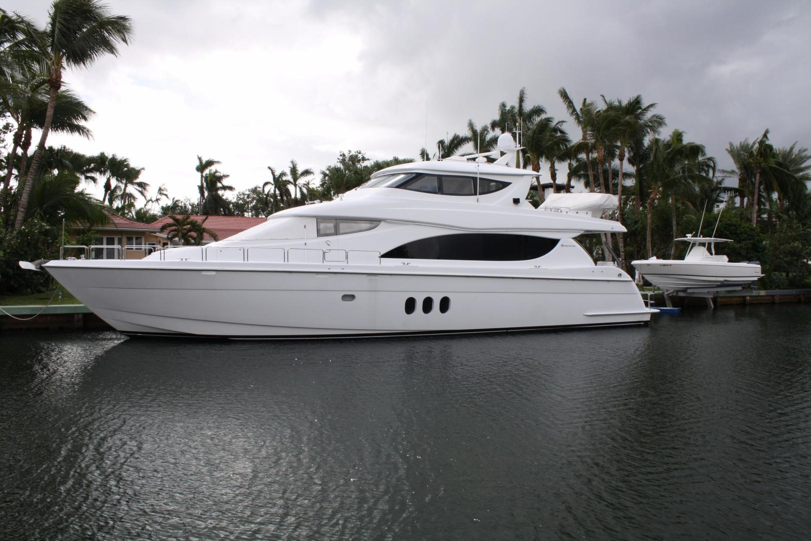 Picture Of: 80' Hatteras 80 Motor Yacht 2005 Yacht For Sale | 1 of 81