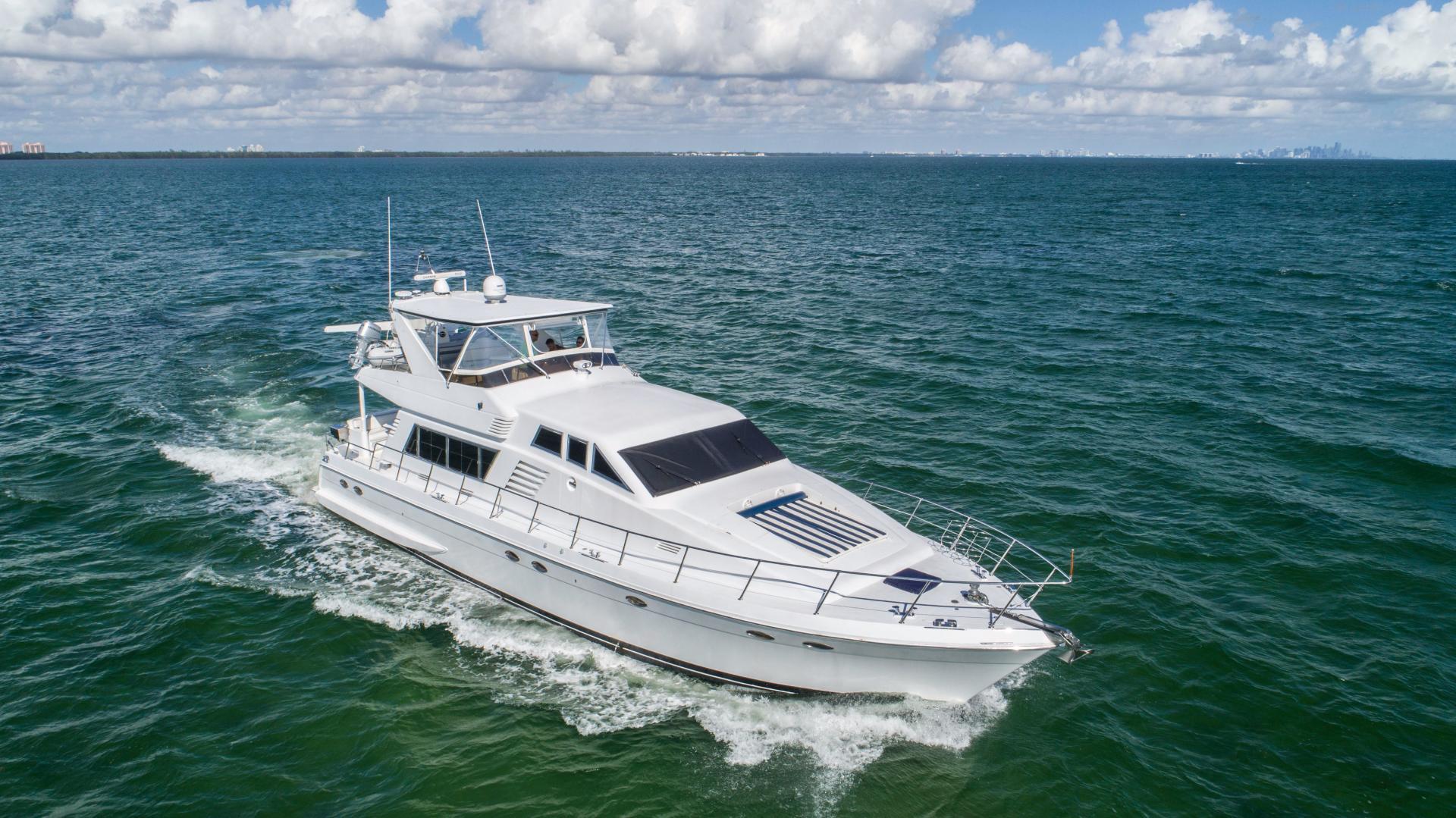 "1996 Monte Fino 65' Motor Yacht ""Megan"""