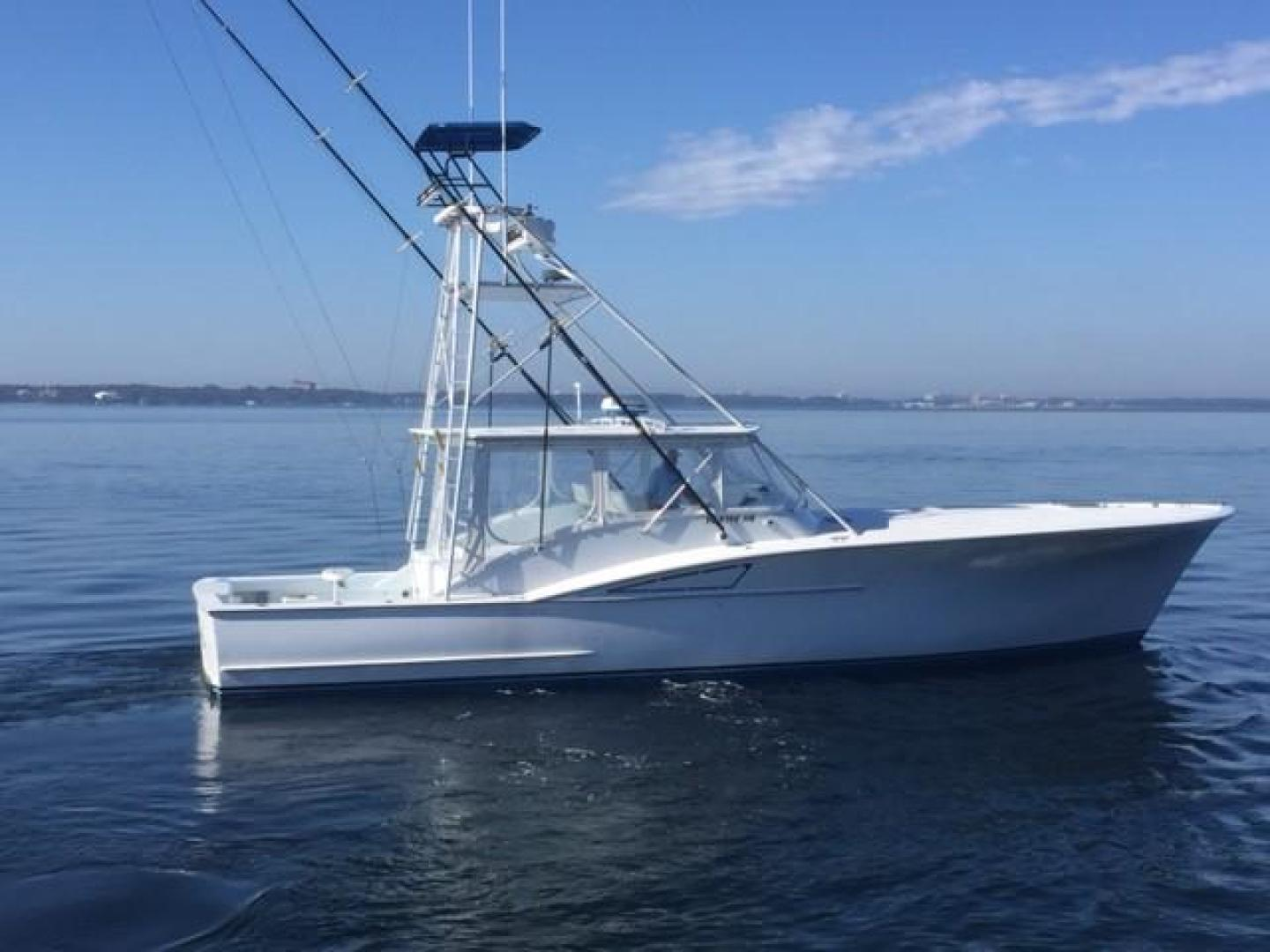 Picture Of: 45' Miller Marine (Custom) 45 Express 1992 Yacht For Sale | 1 of 74