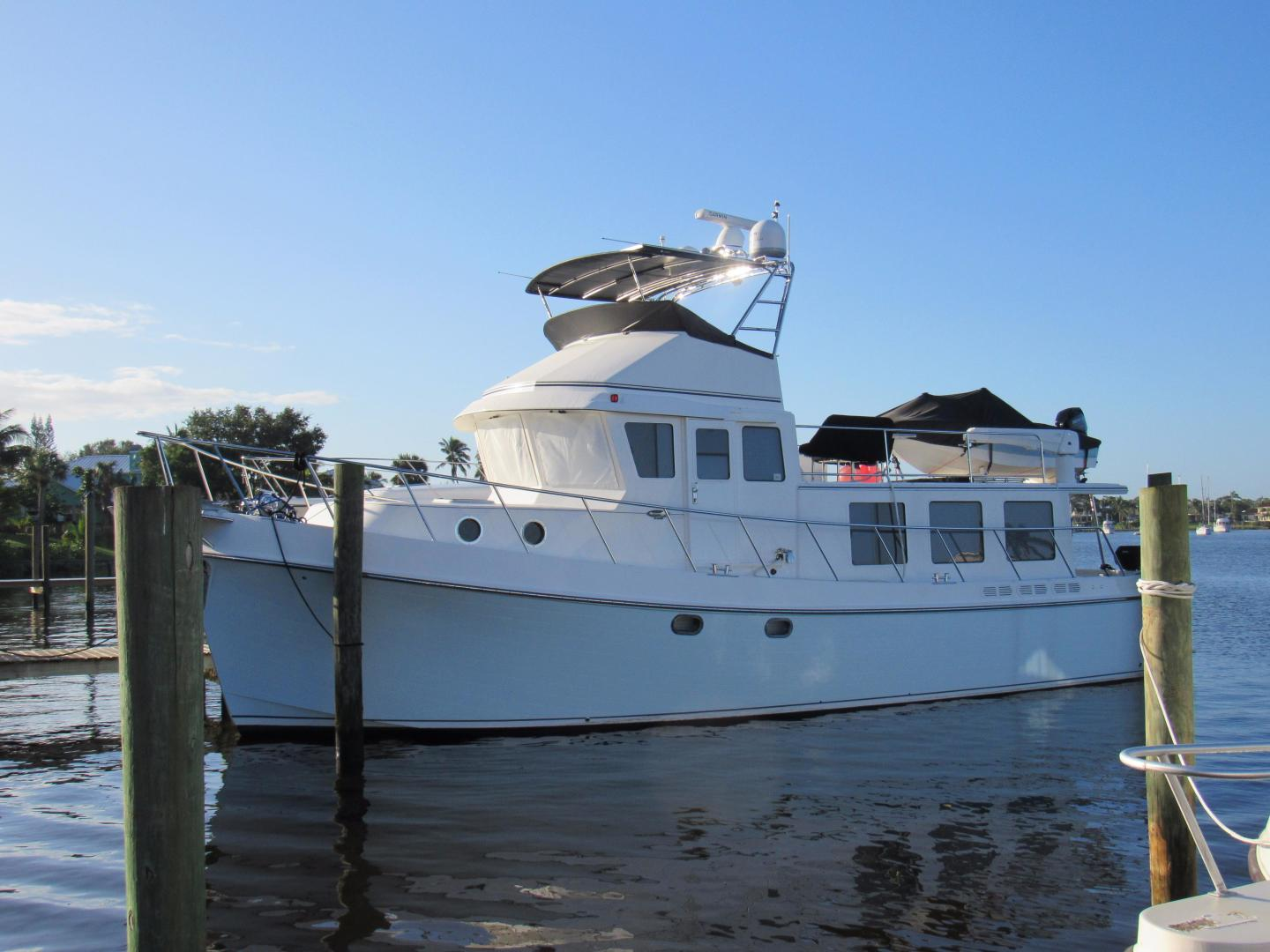 Picture Of: 48' American Tug 485 2015 Yacht For Sale | 2 of 91