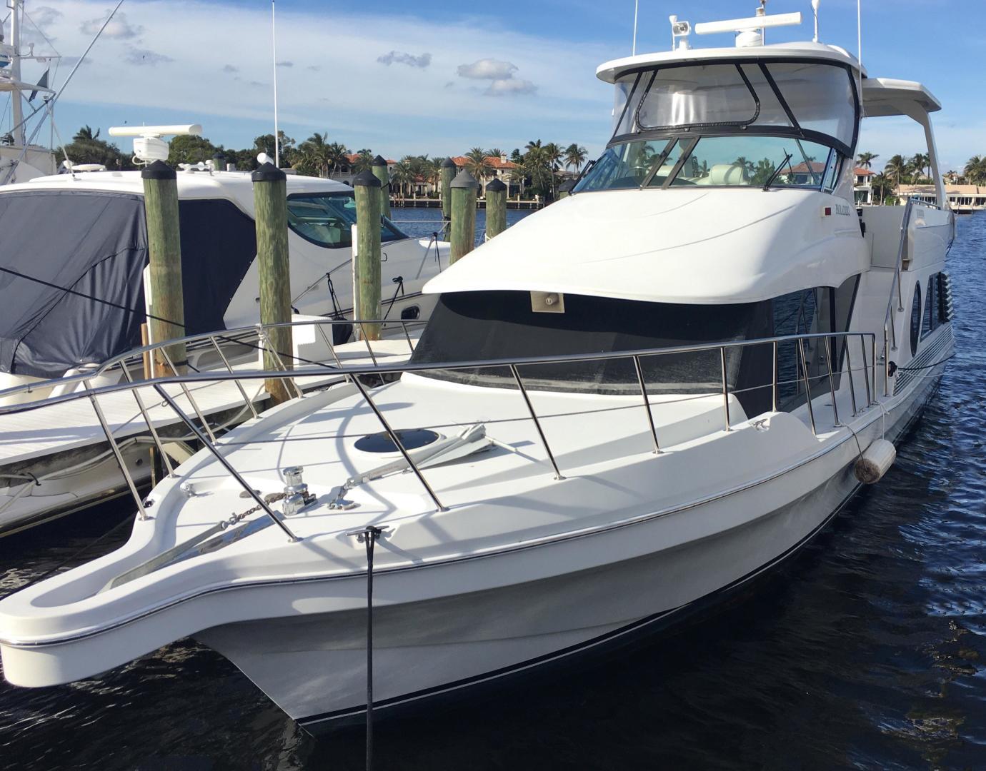 2001 Bluewater Yachts 52' millennium