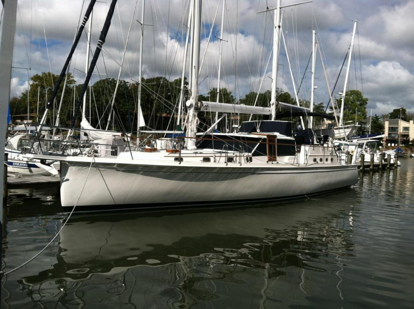 Picture Of: 60' Shannon 53 HPS 60 Motorsailor 2010 Yacht For Sale | 2 of 49