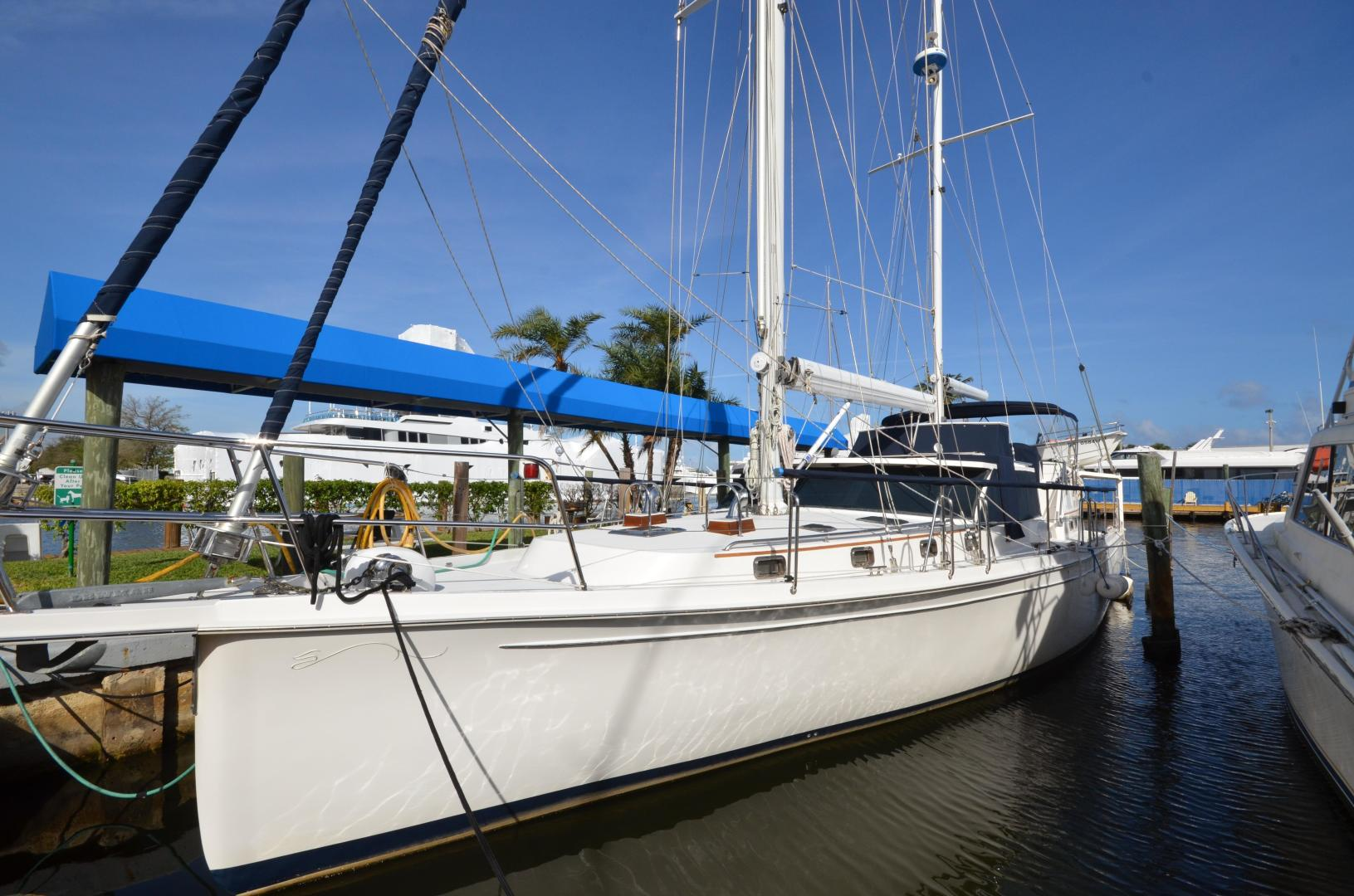 Picture Of: 60' Shannon 53 HPS 60 Motorsailor 2010 Yacht For Sale | 1 of 49