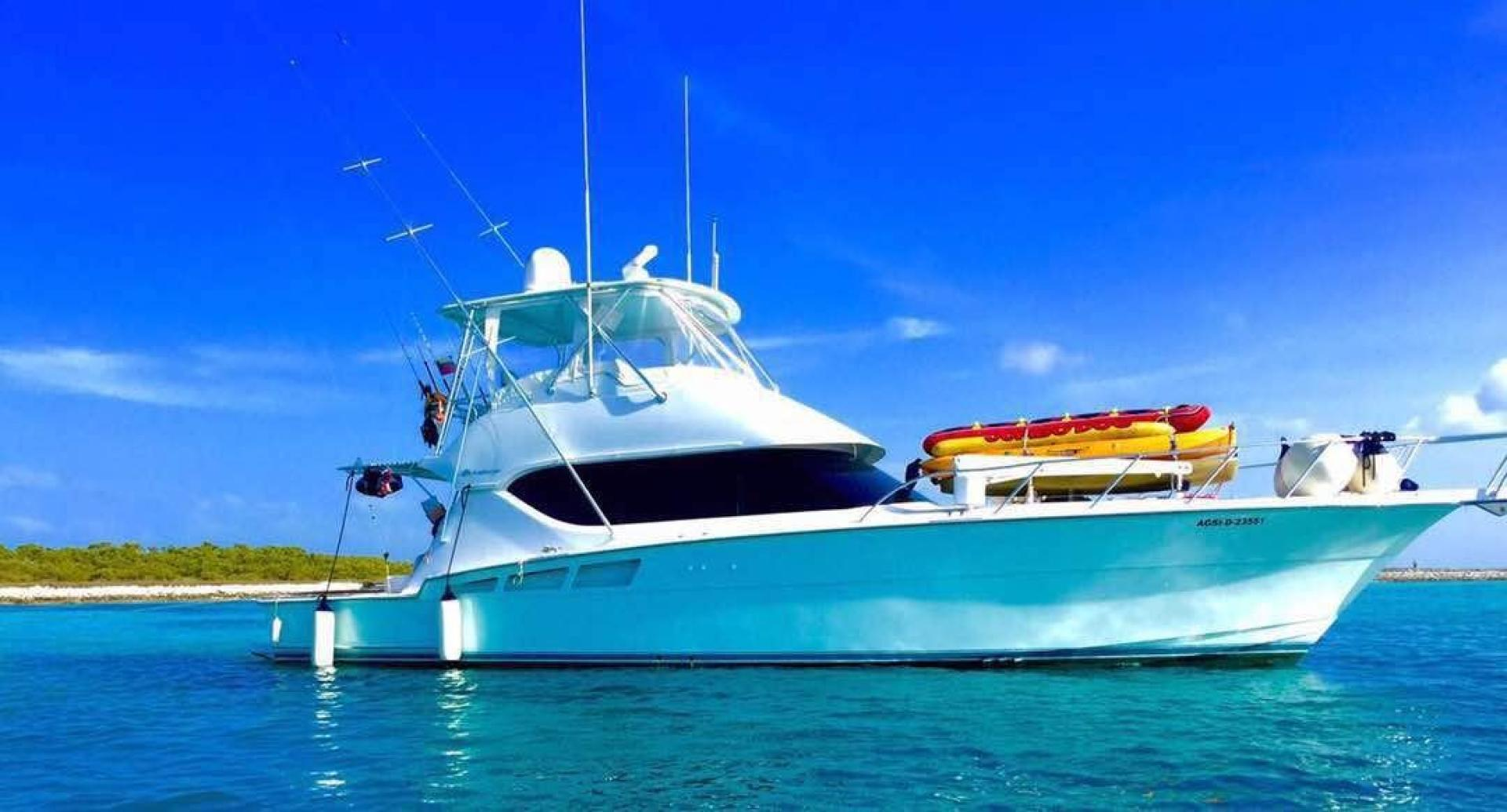 Picture Of: 50' Hatteras 50 Convertible 2006 Yacht For Sale | 1 of 43