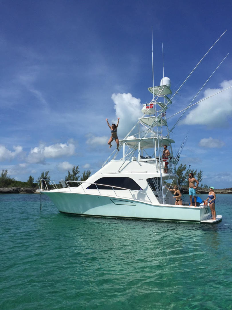 Picture Of: 40' Cabo Flybridge 2005 Yacht For Sale   2 of 68
