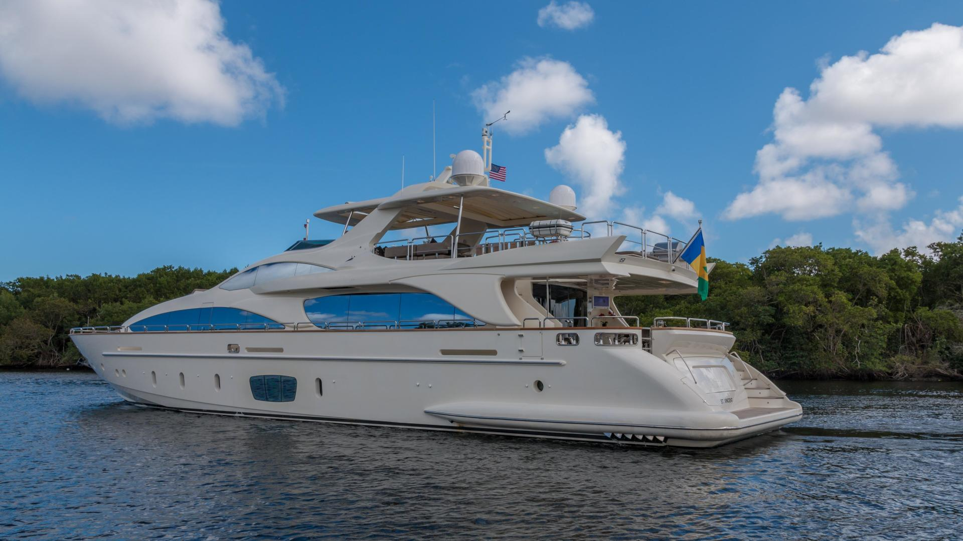Picture Of: 105' Azimut 105 2005 Yacht For Sale | 1 of 35