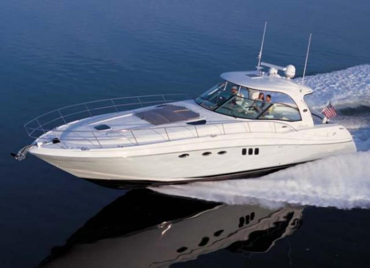 Picture Of: 52' Sea Ray 52 Sundancer 2006 Yacht For Sale | 2 of 16