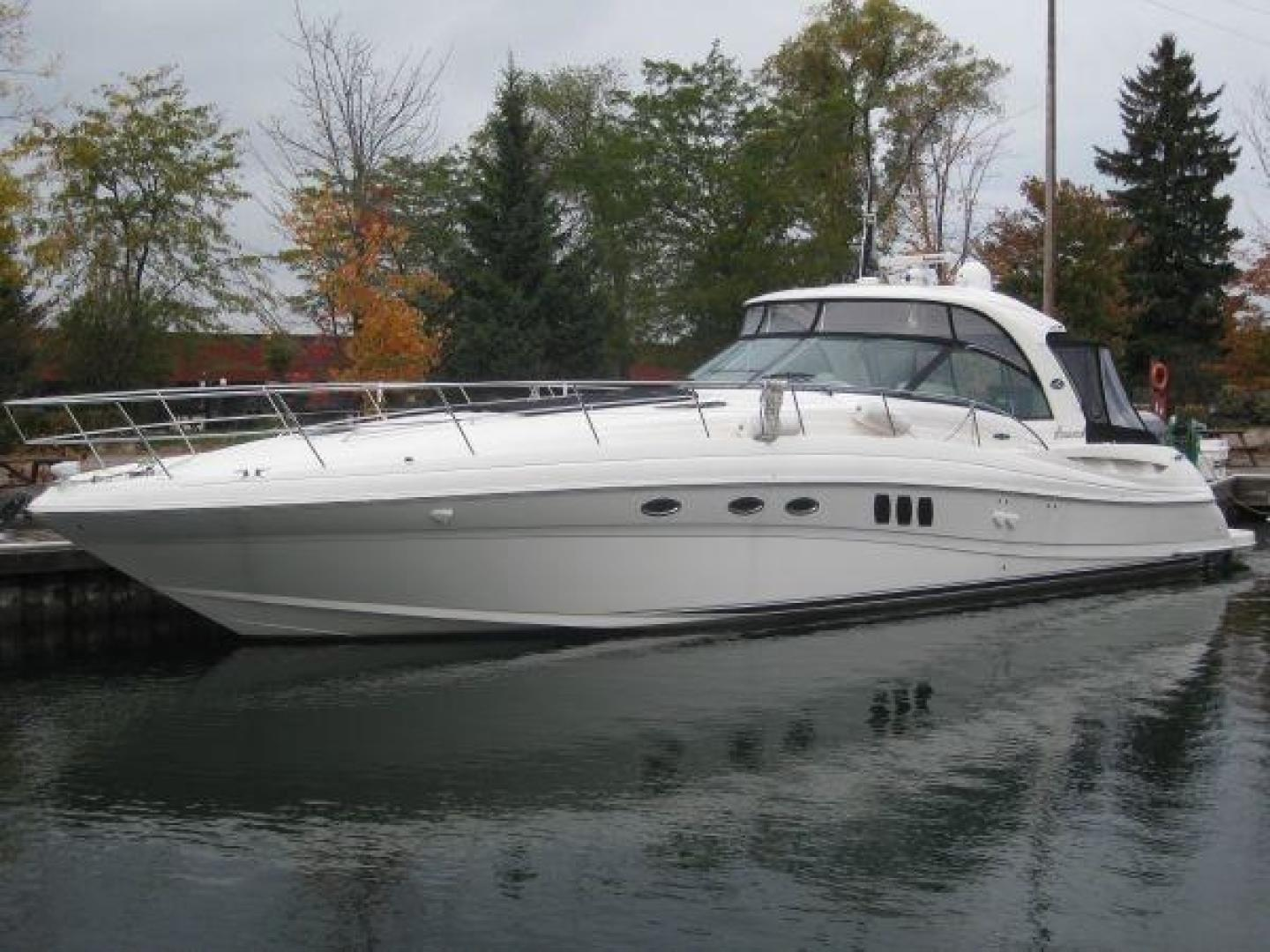 Picture Of: 52' Sea Ray 52 Sundancer 2006 Yacht For Sale | 1 of 16