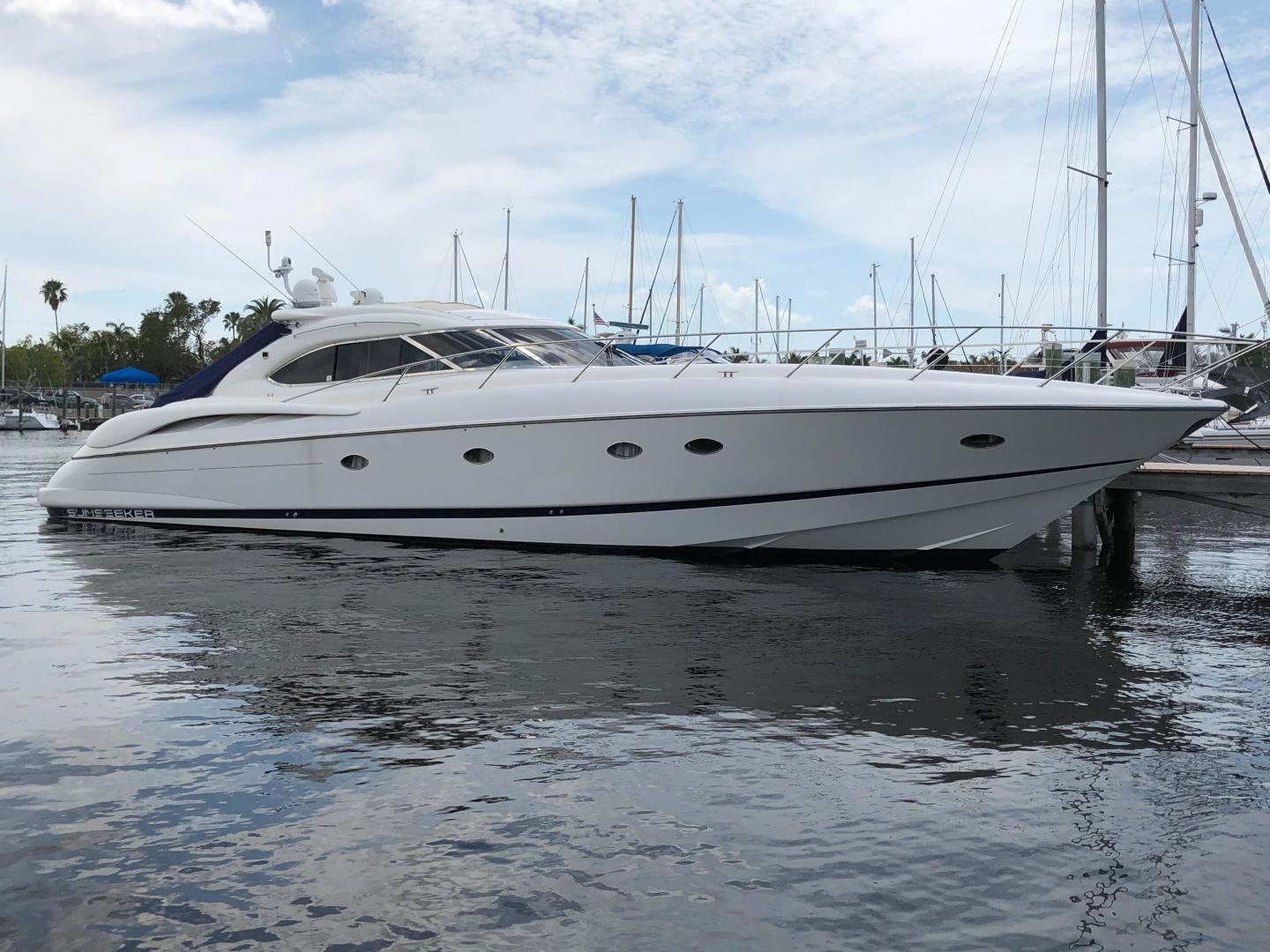 Picture Of: 58' Sunseeker Predator 58 1999 Yacht For Sale   2 of 59