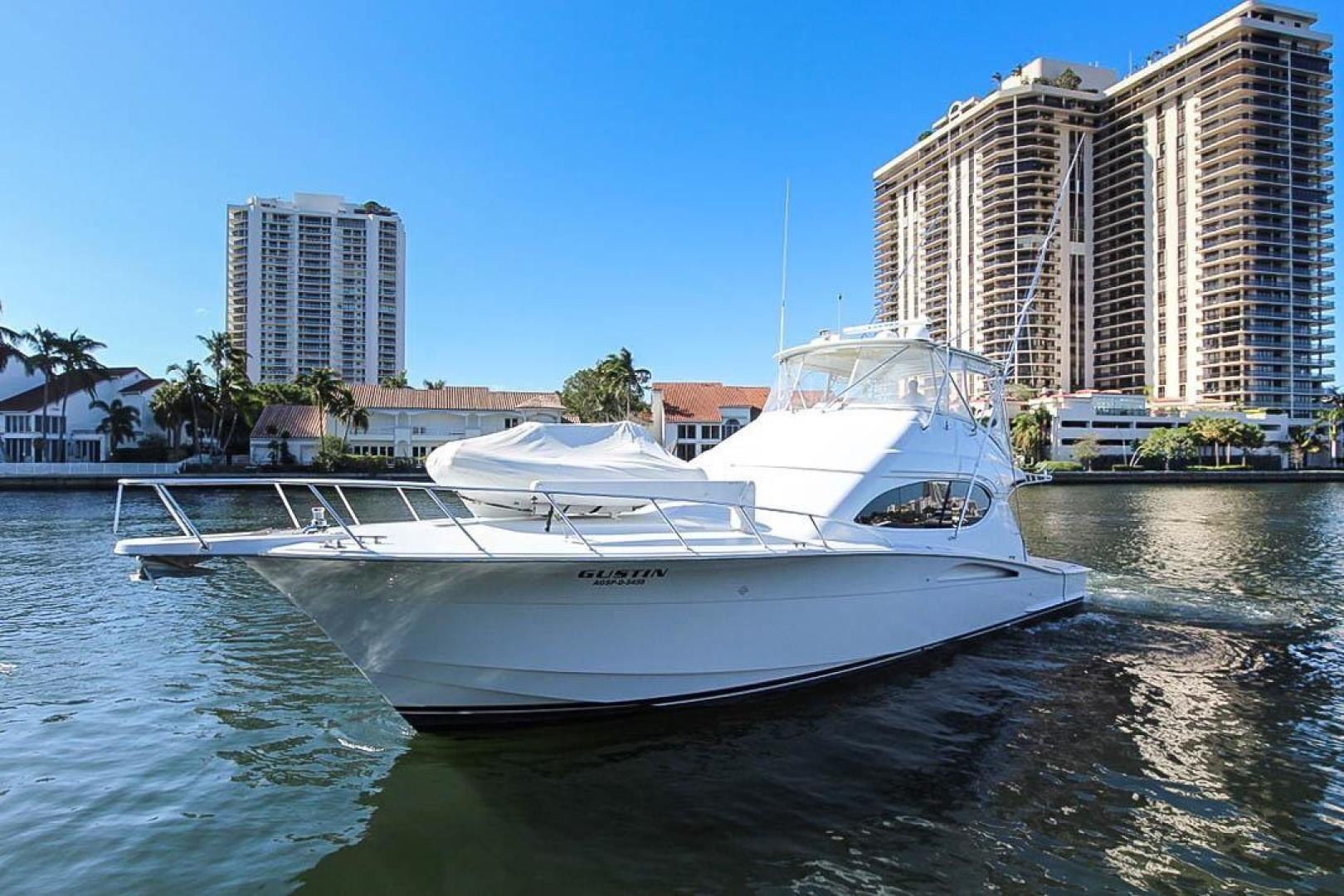 Picture Of: 54' Hatteras 54 Convertible 2004 Yacht For Sale | 1 of 42
