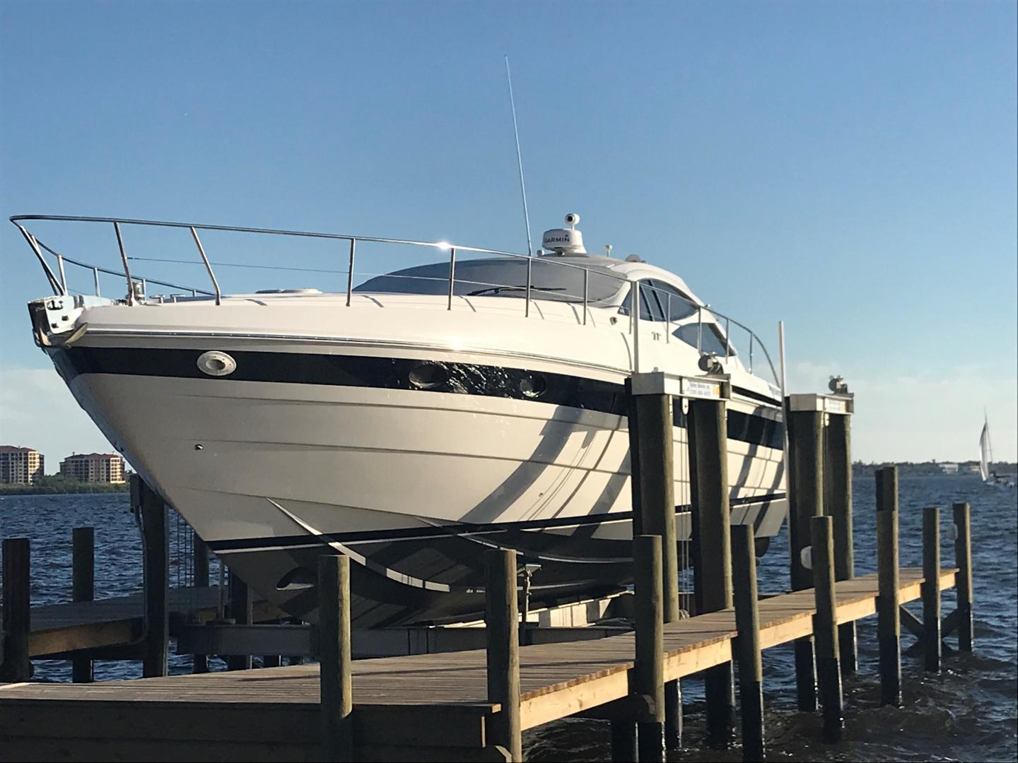 Picture Of: 52' Pershing 52 2003 Yacht For Sale | 1 of 53